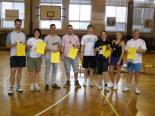 Jarní badmintonový turnaj v Plzni