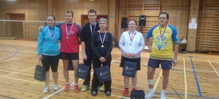 Do Mariánek se sjeli badmintonisté z celého západočeského kraje