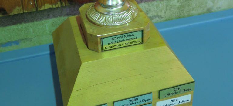 VIII. ročník turnaje O pohár města Lázně Kynžvart 26.11.2016