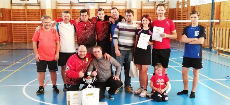 X. ročník turnaje O pohár města Lázně Kynžvart 16.11.2018